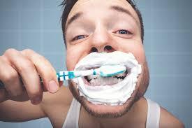 Βούρτσισμα δοντιών